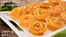 Instant Jalebi Halwai Style Without Rangkat Hydro Yeast