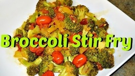Broccoli Stir Fry (10 Minutes) - Yummiest Recipe