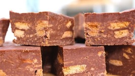Tim Tam Chocolate Fudge
