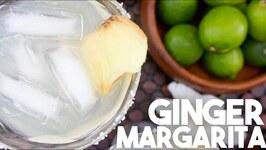 How To Make A Ginger Margarita - Easy Recipe