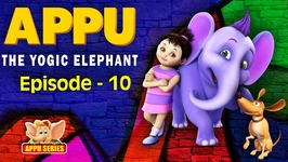 Episode 10 -  Far Apart, But Close At Heart - Appu - The Yogic Elephant