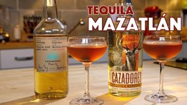 Mazatlán Tequila Cocktail 2 Ways With Taste Off