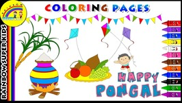 Wish You Happy Pongal - Makara Sankranti Special - Pongal Greetings And Messages
