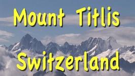 Mount Titlis, Switzerland
