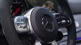 The All New Mercedes-AMG GT 53 4MATIC  4-Door Coupe Interior Design