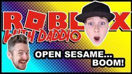 Open Sesame. BOOM