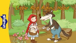 Little Red Riding Hood - Folktales and Fairy Tales - Animated Stories for Kids