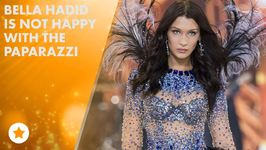 Bella Hadid calls paparazzi 'sick' and 'fed up'