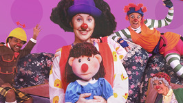 Episode 1 Season 6 The Big Comfy Couch - Clowning in the Rain