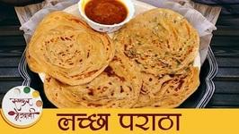 Lachha Paratha  Best Paratha Recipe  Multi Layered Paratha  Lasooni Paratha Mugdha