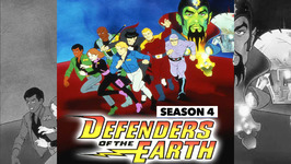 Episode 17 Season 4 Defenders of the Earth - The Thunder Lizards of Ming