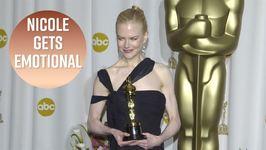 Nicole Kidman Was Single & Lonely At Her Oscar Win