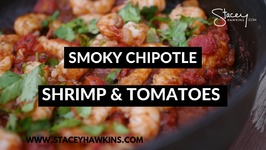 Smoky Chipotle Shrimp and Tomatoes a Lean and Green Recipe