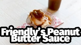 How To Make Copycat Friendly's Peanut Butter Sauce