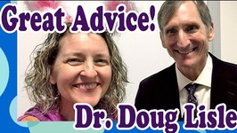 Jill Picks Up Great Advice From Dr. Doug Lisle, Author Of The Pleasure Trap