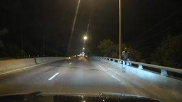 Ohio Police Officers Grab Man as He Tries to Jump Off Bridge