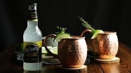 Moscow Lemonade Mule