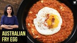 Australian Egg Recipe  How To Make Australian Egg Fry  Indian Street Food  Egg Recipe By Tarika