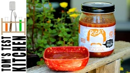 Rick's Habanero Salsa-Salsa Saturday