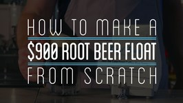 How To Make A 900 Root Beer Float