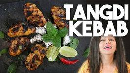 Tangdi Kebab - Spiced BBQ Chicken Drumstick