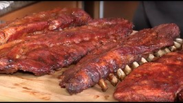 Smoked Babyback Ribs On the Backwoods Smoker Chubby 3400