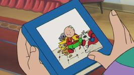 Caillou Makes Cookies // Caillou's Not Afraid Anymore // Caillou Hates Vegetables // Caillou's All Alone // Caillou Tidies His Toys - Ep 1