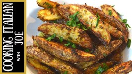 World's Most Delicious Roasted Potato Wedges
