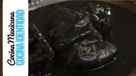 Cómo hacer Mole Negro? Receta Mexicana