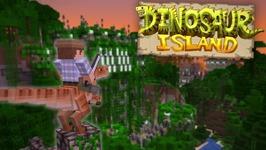 THE PLOT THICKENS - Dinosaur Island Pt. 3 - Minecraft - PE W10 XB1