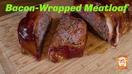 Meatloaf - How to Make Bacon Meatloaf