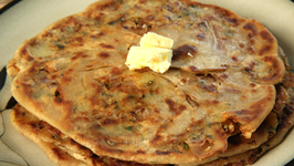 Aloo Paratha - Punjabi Aloo Paratha - Indian Flat Bread Recipe By Neelam Bajwa