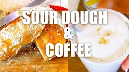 Ep.4 Rebecca Brand Recipes - Healthy Coffee And At Home Sour Dough Starter