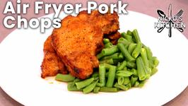 Air Fryer Pork Chops / Best Seasoning Mix for Pork