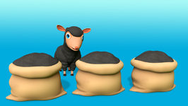 Baa Baa Black Sheep-Children's Popular Nursery Rhymes