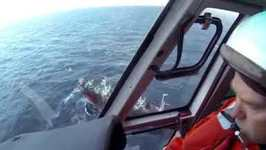 Argentina Navy Rescues Injured Crew Member of Fishing Vessel