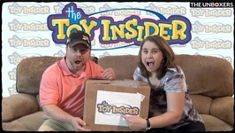 The Toy Insider July Mystery Box
