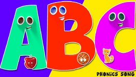 ABC Song - Phonics Song - Classic Songs