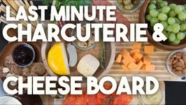 Make a PINTEREST & INSTAGRAM Perfect CHARCUTERIE & CHEESE BOARD Last Minute