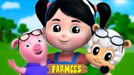 Chubby Cheeks - Nursery Rhymes - Kids Songs - Childrens Rhymes