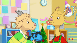 Llama Llama and the Secret Santa - Ep 112
