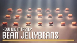 How Did the 100 Percent Bean Jelly Beans Taste?