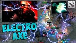 Draskyl ELECTRO AXE Dota 2