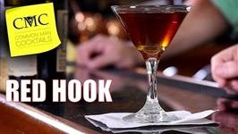 Manhattan Mondays: Red Hook / Easy Rye Whiskey Cocktail