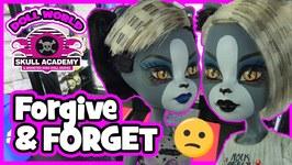 Monster High Doll Series Skull Academy s2 ep11