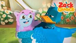 Pop Up Monster - Zack And Quack Full Episode 34