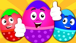 Mystery Eggs Song - Original Songs - Surprise Eggs - Nursery Rhymes - Kids Tv Nursery Rhyme Cartoons