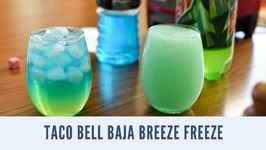 Taco Bell Baja Freeze