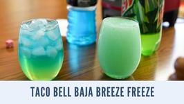 Taco Bell Baja Freeze