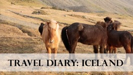 Travel Diary - Snippets Of What To Do In Iceland Vlog